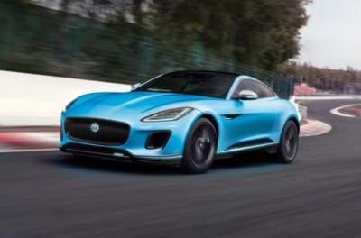 Jaguar выпустит свой второй электромобиль
