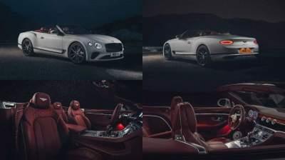 Bentley получил раскладную крышу