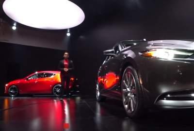 В Лос-Анджелесе показали обновленную версию Mazda 3