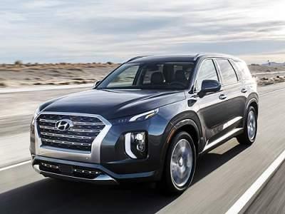 Стало известно, когда Hyundai Palisade начнут продавать в Украине