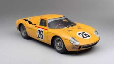 Редкий Ferrari 250 LM «Weathered» выставили на продажу