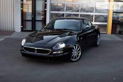 В Киеве за смешную цену продают редкий Maserati