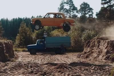 Тюнеры научили Запорожец летать