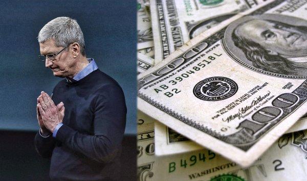 Эксперты объяснили возможность тотального краха Apple