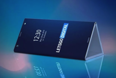 Intel планирует представить гибкий смартфон