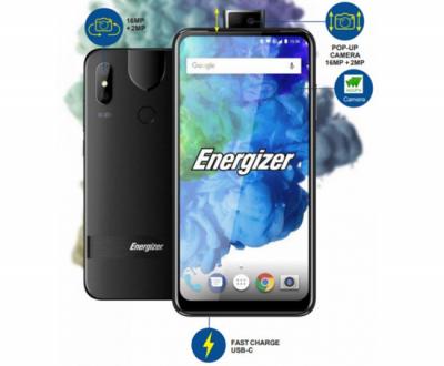 Energizer официально представила новые смартфоны