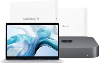 Apple начала продавать восстановленные MacBook Air в Европе
