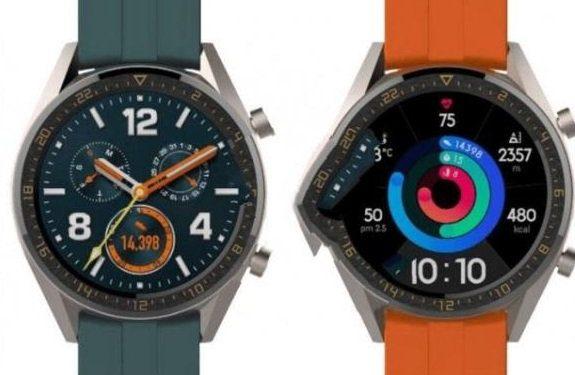 Huawei  презентует «умные» часы Watch GT уже 26 марта