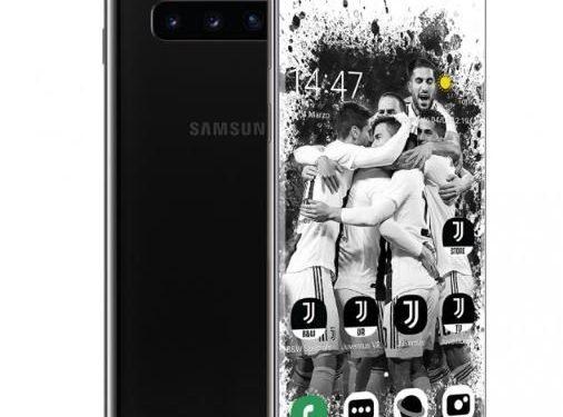В Италии появится Galaxy S10 с логотипом клуба «Ювентус»