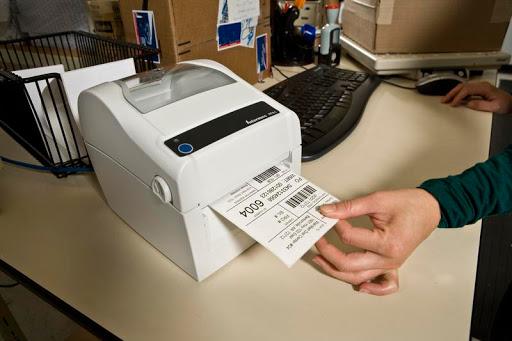Настольные принтеры для печати этикеток
