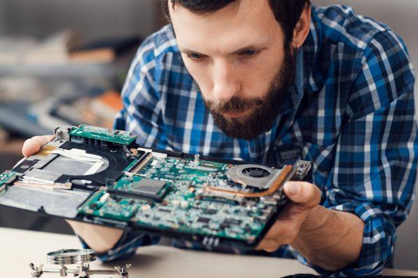 Качественный ремонт ноутбуков в Киеве